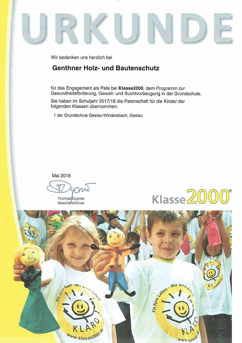 urkunde-klasse2000-manuel-genthner